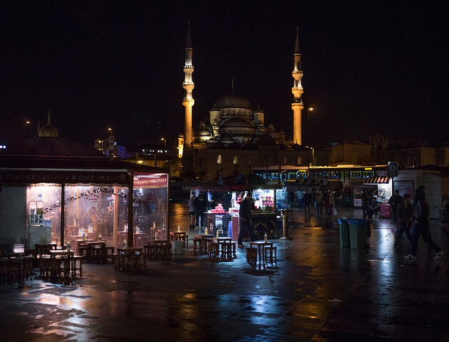 Istanbul by Schezar